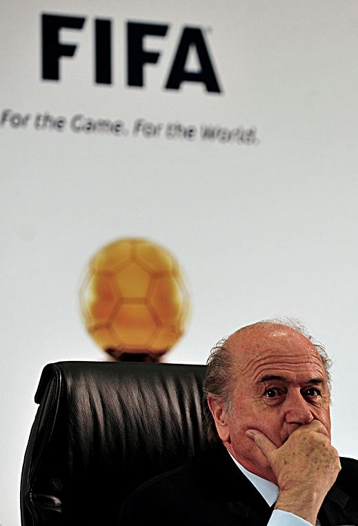 Joseph Sepp  Blatter  intends for the 5th Term as FIFA President, Sepp Blatter, FIFA president, Swiss leader, Blatter FIFA