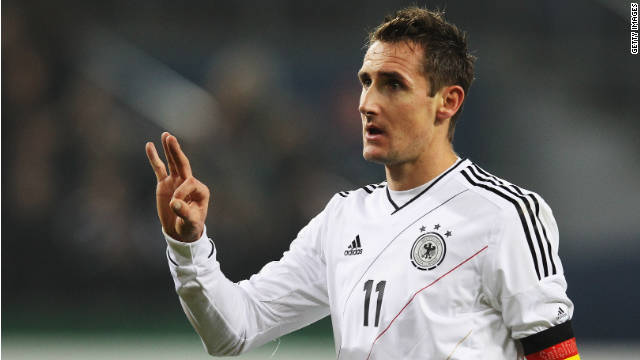 2014 fifa world cup, klose, germany national team