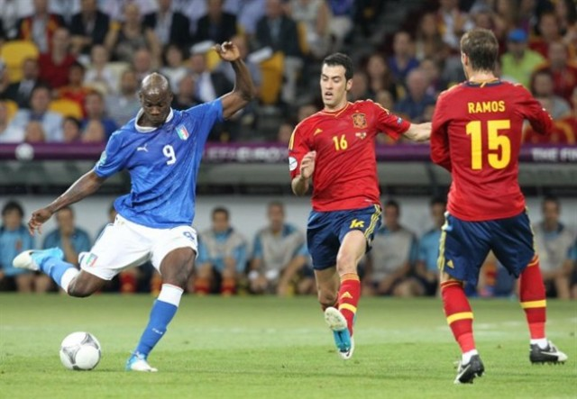 balotelli, Italy world cup