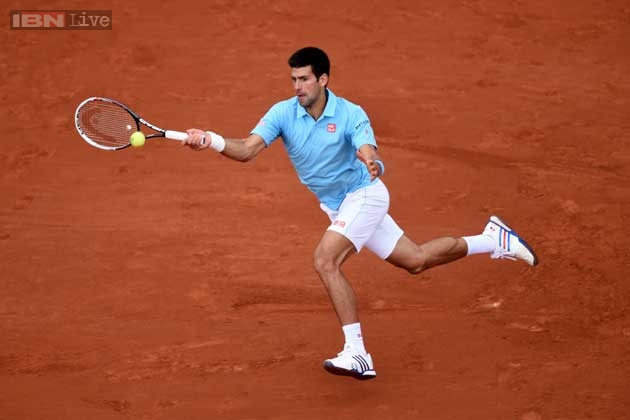 Novak Djokovic, french open
