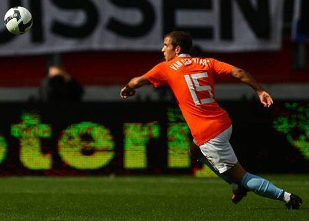 van der vaart injury, netherlands national team