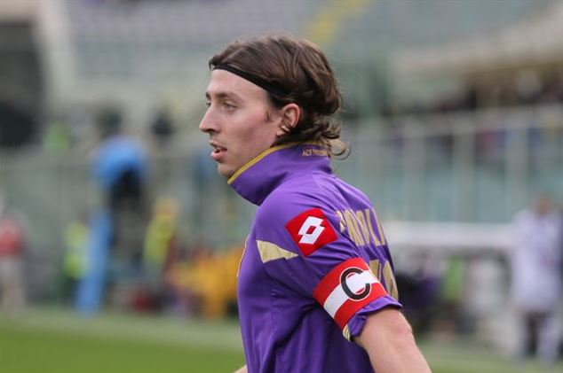 Italy international Riccardo Montolivo, Italian midfielder