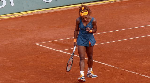 Rome Masters final, Serena Williams