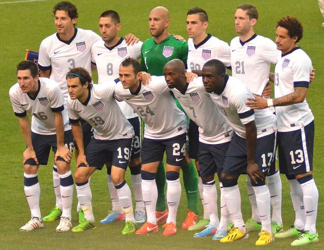 U.S. soccer team, national soccer team