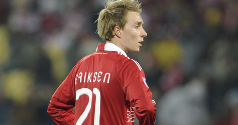 Christian Eriksen, 5 stars missed the World cup