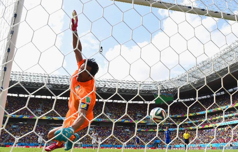world cup 2014, group stage, Italy vs Costa Rica