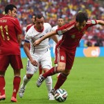 Spain vs Chile: Defending Champions are the first to be eliminated!