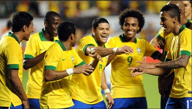Oscar or Willian: Whom do you prefer for Brazil?, Selecao setup