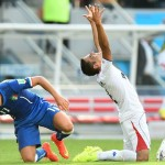 Italy vs Costa Rica: surprise gift for the unexpected team