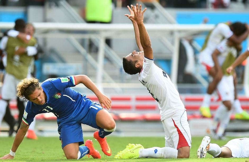 Italy vs Costa Rica: surprise gift for the unexpected team, Costa Rica 2nd round, last 16 for Costa Rica, defeated Italy