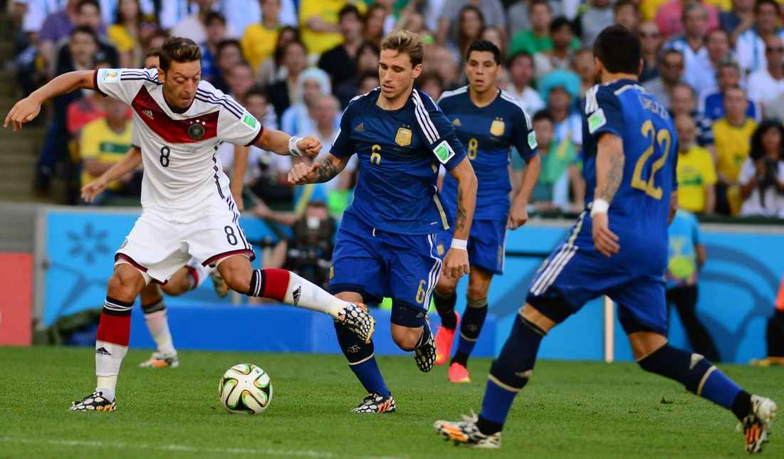 FIFA World Cup 2014 final: Germany vs Argentina; as it happened, Germany vs Argentina, Brazil World Cup 2014