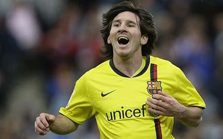 lionel messi, young messi, leo in barca
