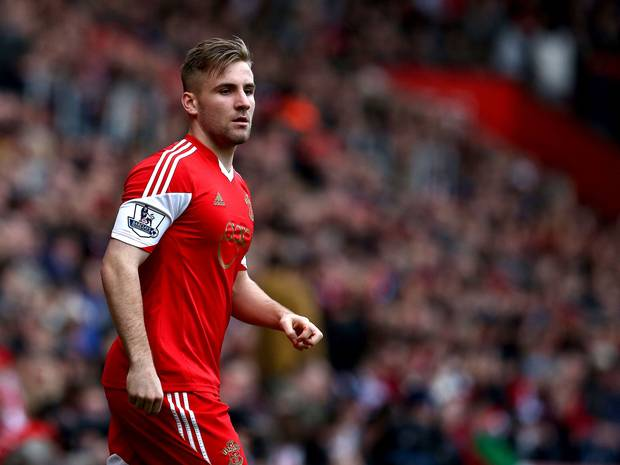 Luke Shaw, promising young footballers, young english footballers