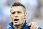 Arsenal right-back Mathieu Debuchy out for three months , Arsenal star, french footballer