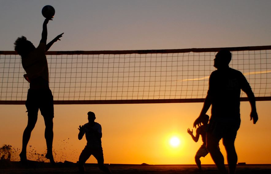 Top 10 Most Popular Sports in the World, most watched sport, popular, volleyball