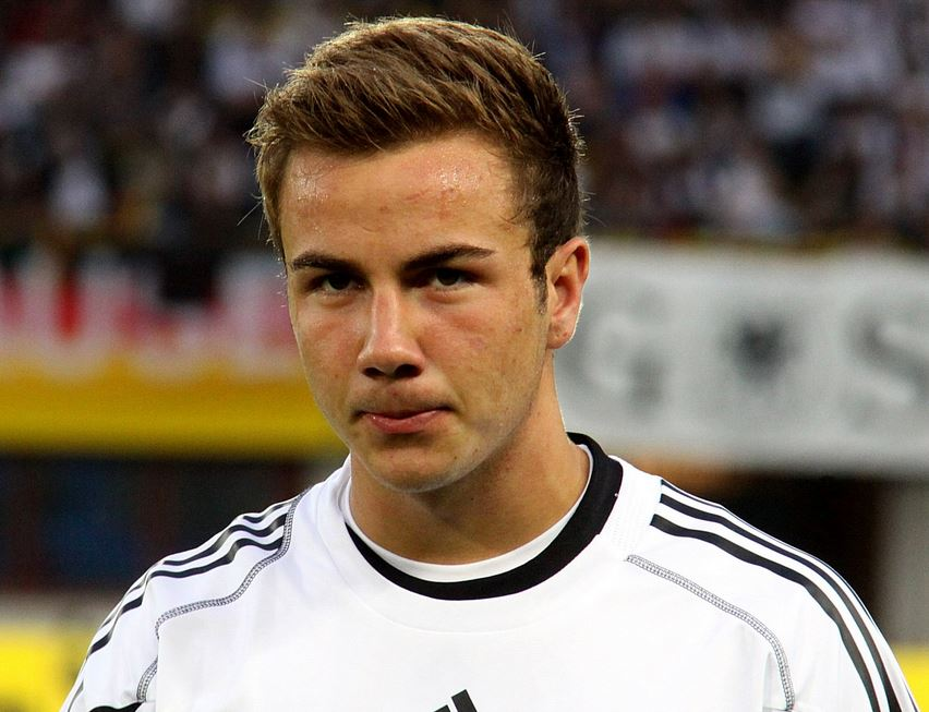 Top 10 highest paid soccer players in German Bundesliga , mario gotze, germany youth sensation, richest young player