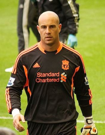 Top 10 Most Valuable Backup Goalkeepers in Soccer, Pepe reina