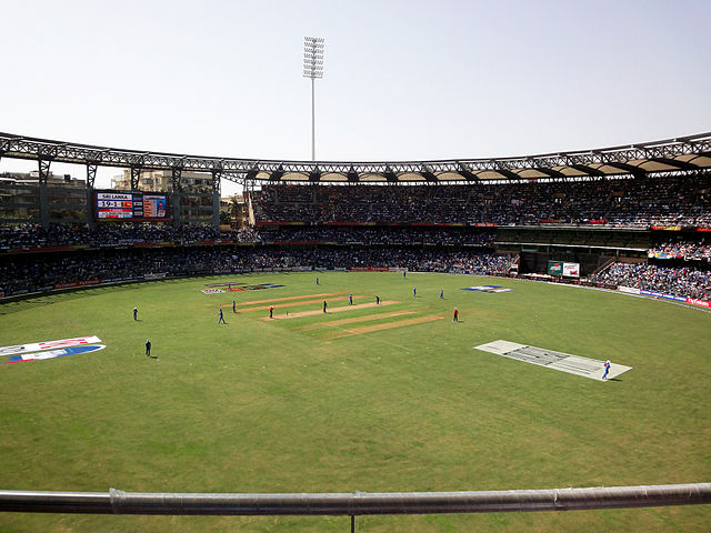 Wankhede Cricket Stadium, world cup cricket venues cricket ground