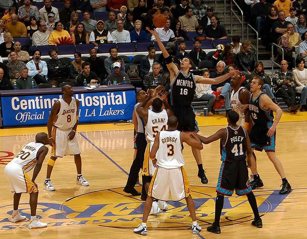 Top 10 NBA finals winners in all-time NBA Championship, Los Angeles Lakers