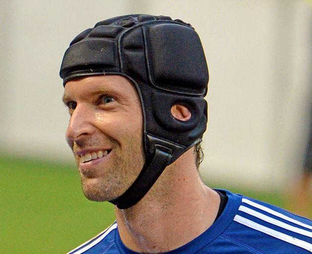 Top 10 English Premier League Goalkeepers in 2015, Petr Cech
