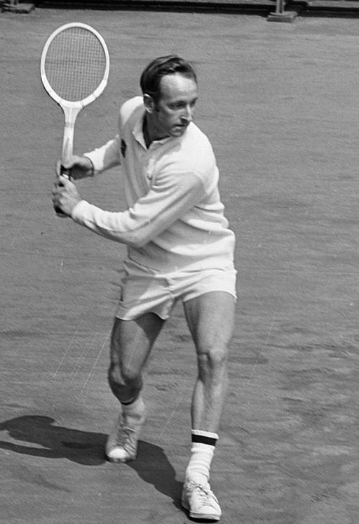 Top 10 Most Famous Australian Athletes of All Time, Rod Laver