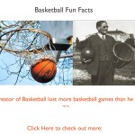 Top Interesting Fun Facts about Basketball