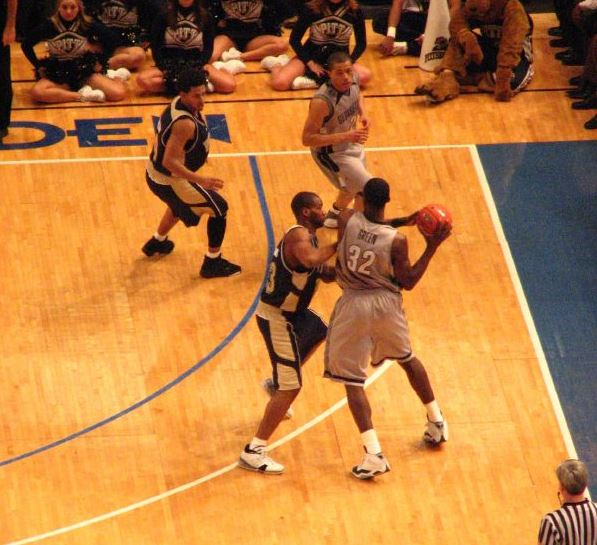 General Rules and Regulations of Basketball, rules of basketball