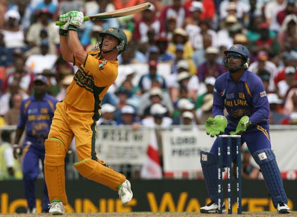 Top 10 Batsmen with Most Sixes in ODI Cricket, Adam Gilchrist