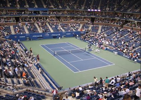 Top 10 Best Indoor Tennis Courts in The World | Tennis Court Surfaces, Ahoy Rotterdam