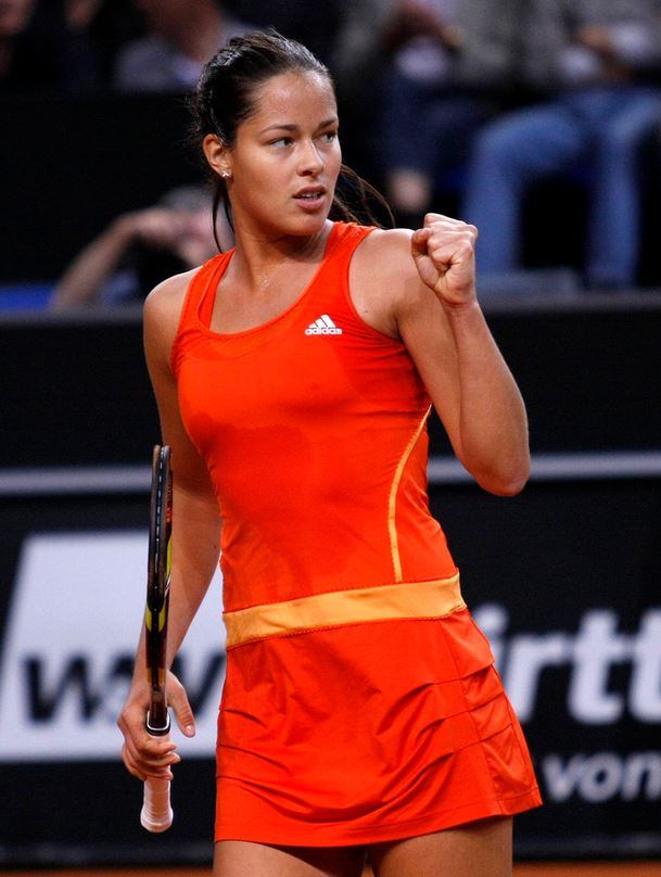 Top 10 Highest Paid Female Athletes in the world 2015, Ana Ivanovic
