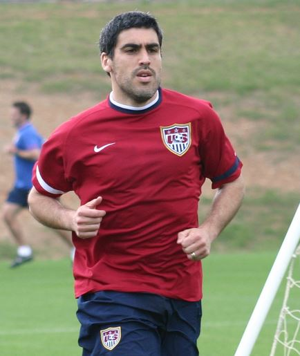 Top 10 Best American Soccer Players | USA Soccer Players, Claudio Reyna