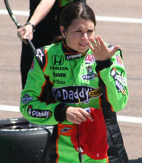 Top 10 Highest Paid Female Athletes in the world 2015, famous athlete, most earning, Danica Patrick