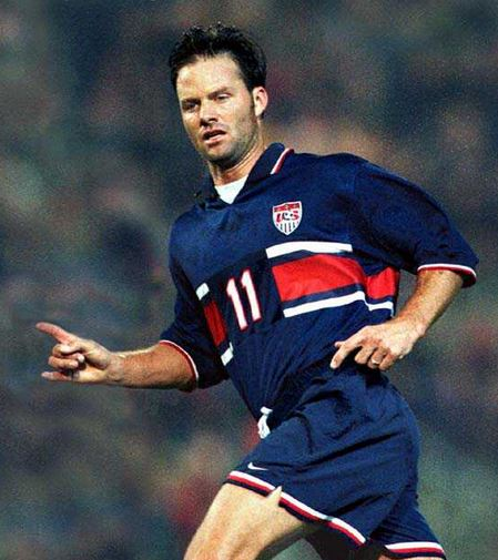 Top 10 Best American Soccer Players | USA Soccer Players , Eric Wynalda