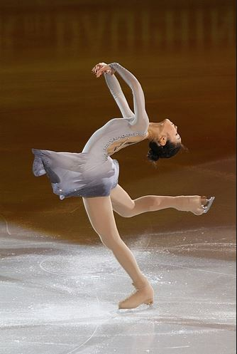 Top 10 Highest Paid Female Athletes in the world 2015, Kim Yuna