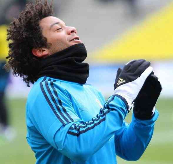 Marcelo, soccer player, brazilian star, defender
