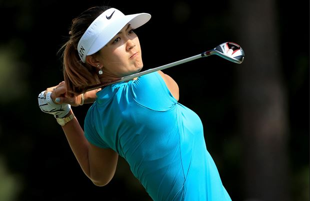 Top 10 Hottest Female Golfers in the World 2015, Michelle Wie