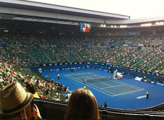 Top 10 Best Indoor Tennis Courts in The World | Tennis Court Surfaces, Rod Laver Arena
