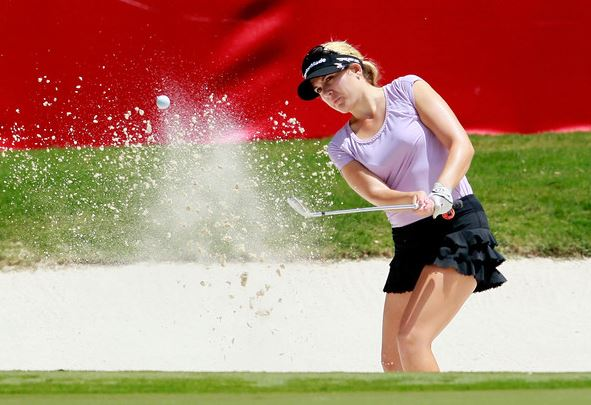 Top 10 Hottest Female Golfers in the World 2015, Sydnee Michaels