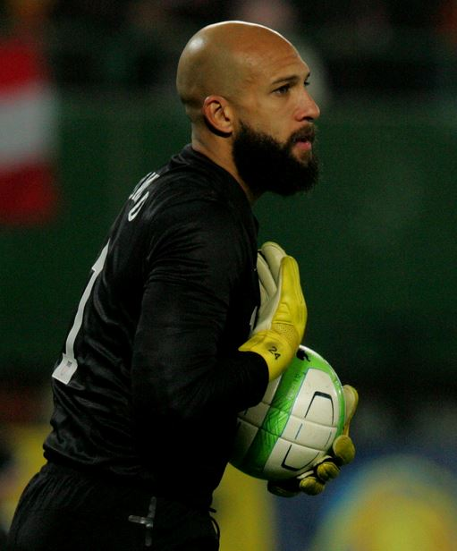 Top 10 Best American Soccer Players | USA Soccer Players, Tim Howard