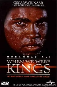 Top 10 Best Sports Documentaries of All time, When We Were Kings (1996)