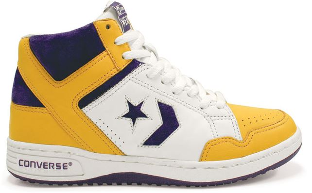 Top 10 Best Basketball Shoes of all time, Converse Weapon