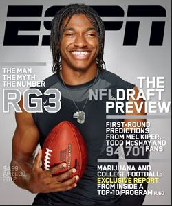 List of Top 10 Best Sports Magazines of All time, ESPN The Magazine