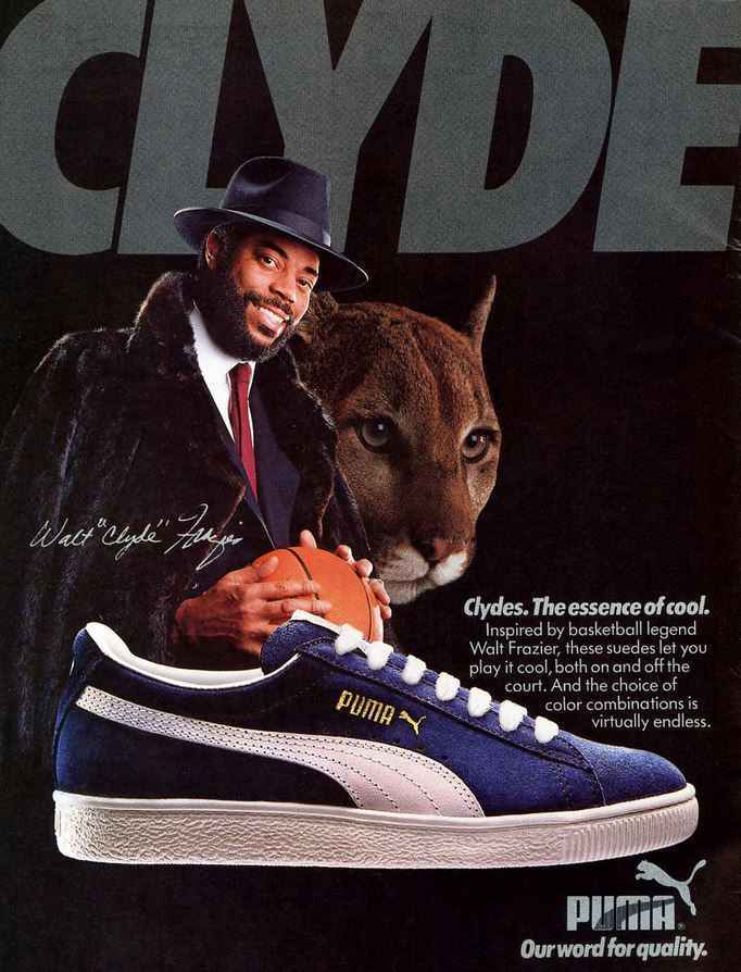 Top 10 Best Basketball Shoes of all time, Puma Clyde