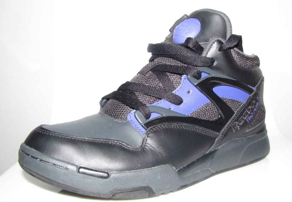 Top 10 Best Basketball Shoes of all time, Reebok Omni Zone Pump