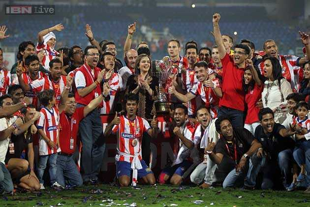 Top 10 sports leagues in the world, Indian Super League