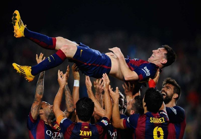 World Football Hall of Fame 2015 Members, Lionel Messi