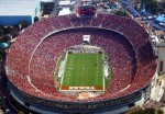Top 10 Biggest Football Stadiums in the World, The Rose Bowl Stadium