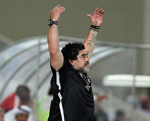 Top 10 Most Controversial Footballers of All time, Diego Maradona
