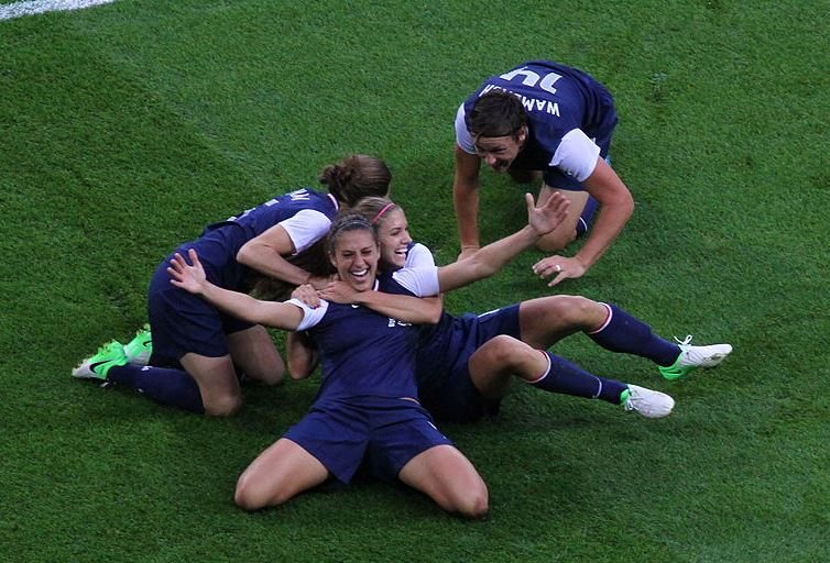 Top 10 Players at the 2015 Women's World Cup, Carli Lloyd, United States