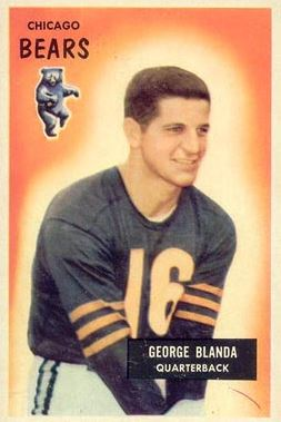 Top 10 NFL Leading Scorers of All-time, George Blanda